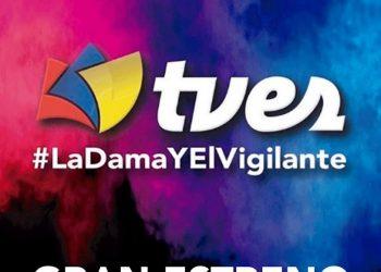 TVES estrena súper producción #LaDamaYElVigilante
