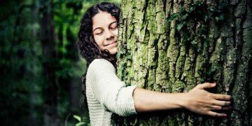 La naturaleza nos vuelve mas creativos y felices