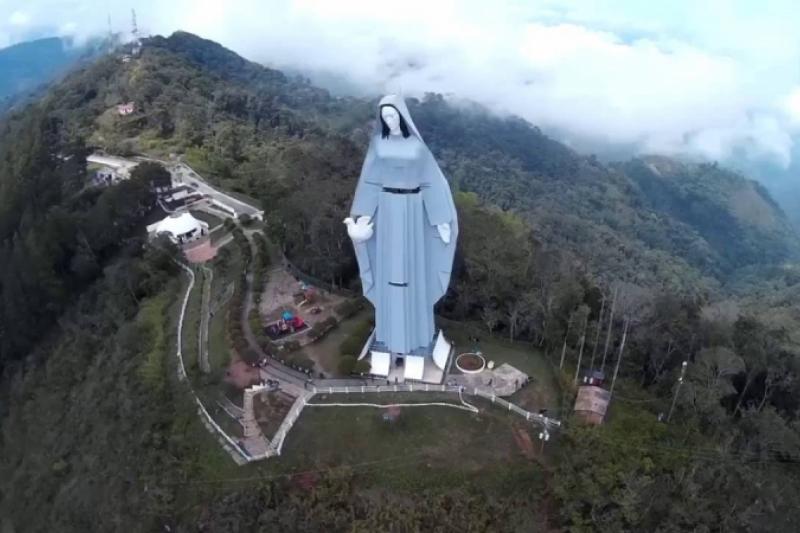 Conmemoración de los 452 años de la Virgen de la Paz. - TVES | Sonríe  Contigo
