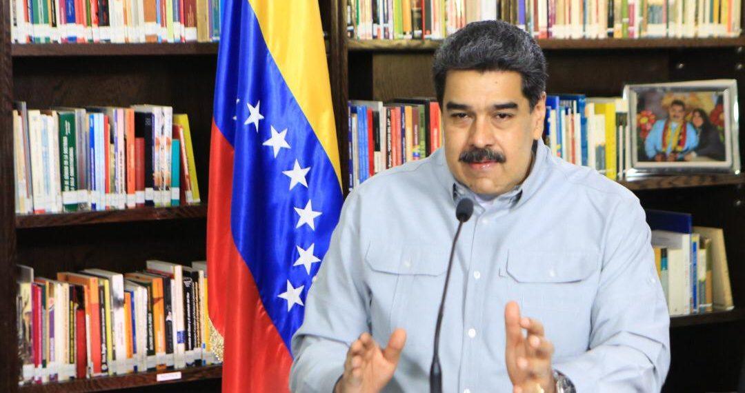 Cortesía de Presidente Nicolás Maduro (Twitter)