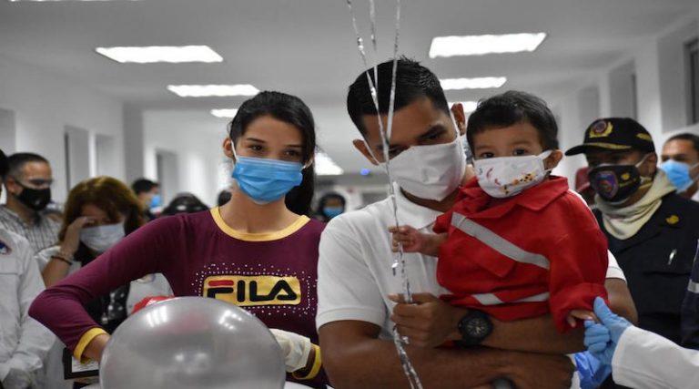 Cortesía de Alcaldía de Caracas