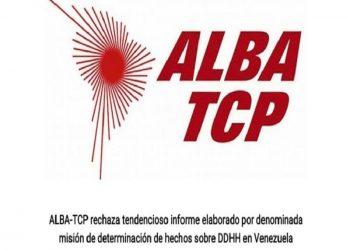 ALBA-TCP advirtió daño al sistema multilateral por informe de la Misión Internacional Independiente de la ONU