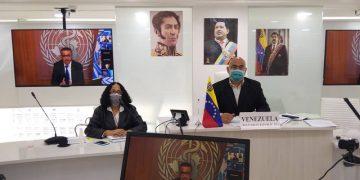 Venezuela denuncia ante la OPS asedio de Estados Unidos que impiden acceso a medicamentos