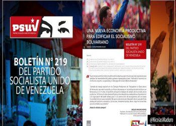 Venezuela construye una nueva economía productiva
