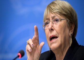 Alta Comisionada ignora informe de la misión de determinación de hechos y pide levantamiento de las sanciones