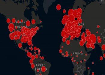 En el mundo ya se registran más de 58 millones de casos por Covid-19