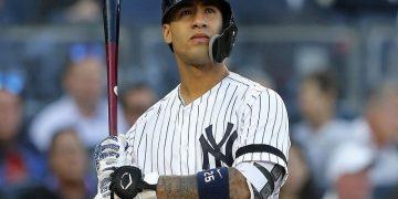 Gleyber Torres conectó cuadrangular en partido histórico de los Yankees ante los Azulejos