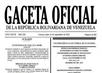 Publicada Providencia que regula minería digital y procesos asociados en Venezuela