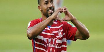 Granada golea al Teuta de Albania con doblete de Yangel Herrera en la Liga de Europa