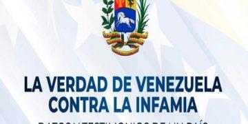 Difunden informe La verdad de Venezuela contra la infamia: Datos y testimonios de un país bajo asedio