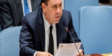 """Entregan documento """"La Verdad de Venezuela contra la infamia"""" al Secretario General de la ONU"""