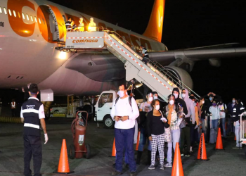 Plan Vuelta a la Patria retorna a 275 connacionales desde Panamá