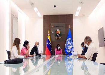 Venezuela fortalece cooperación con sistema de Naciones Unidas y Organización Panamericana de la Salud