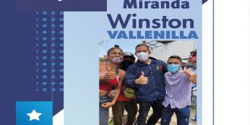 En Claves: Razones para votar por el candidato Winston Vallenilla