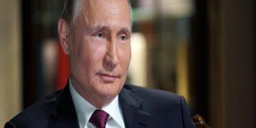 Vladímir Putin nominado al Premio Nobel de la Paz