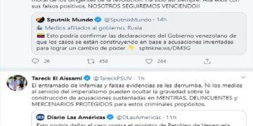 Detienen agente de Estados Unidos por mentir sobre vínculos de Tareck El Aissami ante justicia norteamericana