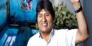 Evo Morales llama a seguir con el proceso de cambio en Bolivia