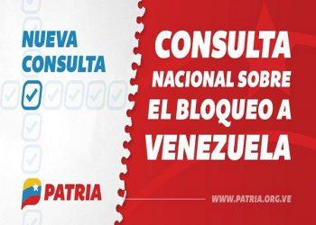 Más de 93% de los venezolanos apoya que la Asamblea Constituyente apruebe Ley Antibloqueo