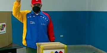 Diosdado Cabello: Hay gran movilización en Venezuela por el simulacro electoral