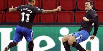 Darwin Machís selló triunfo del Granada 2-1 ante el PSV Eindhoven en la Europa League