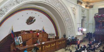 Asamblea Nacional Constituyente aprueba proyecto de Ley Antibloqueo