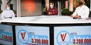 Pdte. Maduro: El 70% de las viviendas construidas en el país son por autoconstrucción