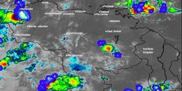 Pronostican para este domingo nubosidad y precipitaciones en gran parte del país