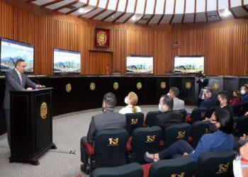 Actividades judiciales en el país se desarrollan con total normalidad