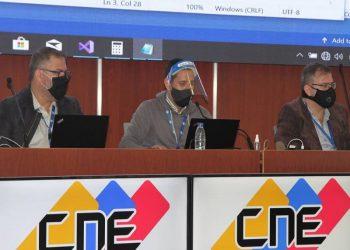 CNE afirma que el proceso de veeduría de las auditorías ha sido satisfactorio