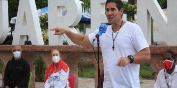 Candidato a la AN Winston Vallenilla ofrece trabajar para beneficiar a los venezolanos