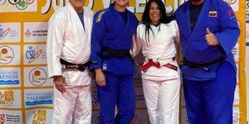 Judocas criollos se preparan en España para afrontar Grand Slam de Hungría y Panamericano de Guadalajara