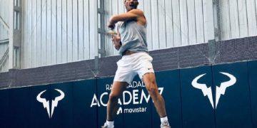 Rafael Nadal confirma participación en el torneo Masters 1000 de París
