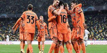 Juventus arranca con buen pie la Liga de Campeones con victoria 2-0 ante Dinamo de Kyiv