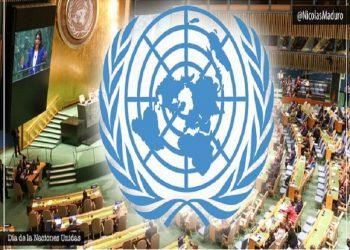 Venezuela ratifica llamado a la paz y al fortalecimiento del multilateralismo en el Día de la ONU
