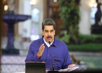 Presidente Nicolás Maduro invita a todos los venezolanos a participar en el Simulacro Electoral