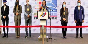 Consejo Nacional Electoral inicia este lunes auditoría de datos electorales fase I
