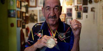 Morochito Rodríguez a 52 años de su proeza olímpica de oro