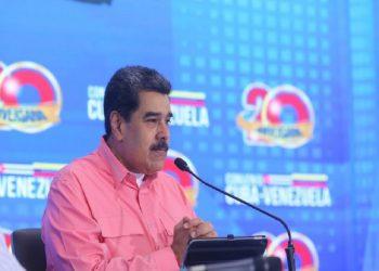 Presidente Maduro propone a Cuba plan a diez años para impulsar una economía productiva