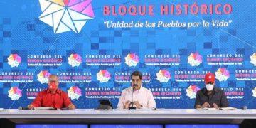Presidente Maduro denuncia nuevo ataque terrorista dirigido por EE.UU y planificado en Bogotá