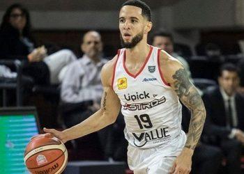 Heissler Guillent nominado a Jugador Más Valioso en la Liga de baloncesto mexicana