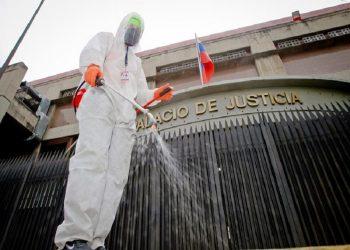Tribunales de la República laborarán durante semana de flexibilización