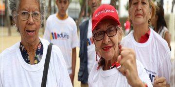 Pdte. Maduro exalta aporte y lucha del adulto mayor en el Día Internacional de las Personas de Edad