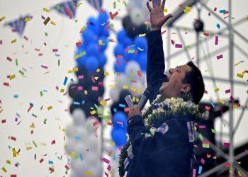 Presidente electo de Bolivia Luis Arce tomará posesión el 8 de noviembre