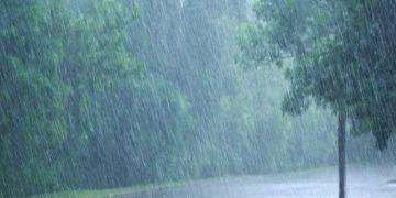 Lluvias de intensidad variable y algunos chubascos se esperan en parte del país