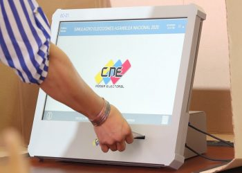 381 centros de votación estarán habilitados para el simulacro electoral de este domingo