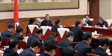 China propone objetivos de desarrollo para período del XIV Plan Quinquenal