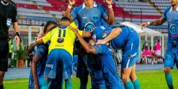 Gran Valencia sorprende al Monagas tras derrotarlo 2-1