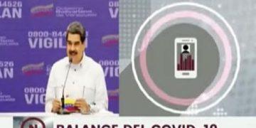 Presidente Maduro pide reforzar cuidados para mantener disminución del contagio