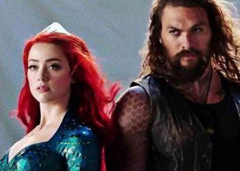 Amber Heard confirmó que participará en Aquaman 2