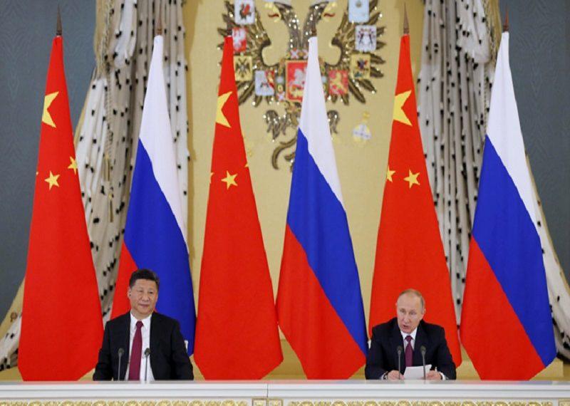 China refuerza coordinación estratégica integral con Rusia